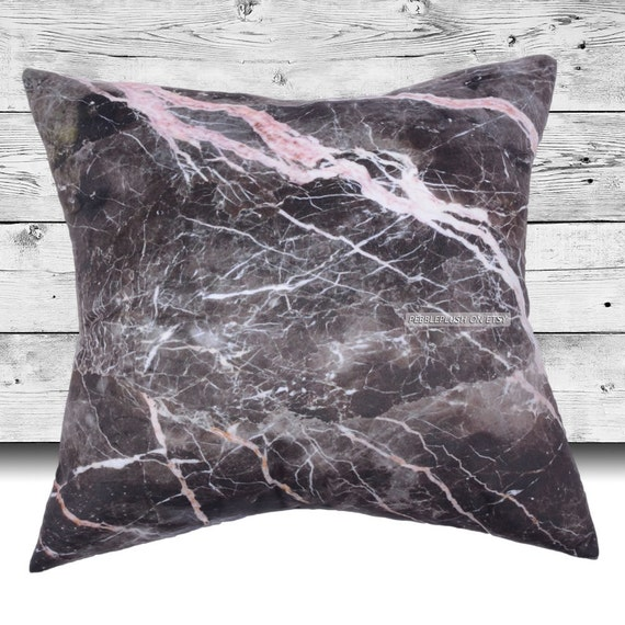Rock Floor Pillows : Rock Pillow Cover 1818 Stone Pillow Case Floor