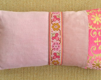 Pillow in Pink