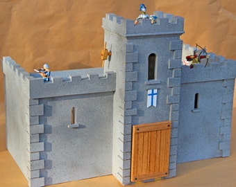 Knight's Toy Castle