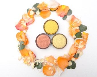 Set of 3 - Solid Lotion Bars: Orange Blossom, Earl Grey & Lavender