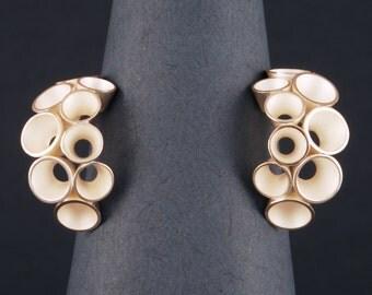 froth earrings