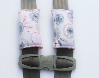 Girl Seat Belt Strap Covers