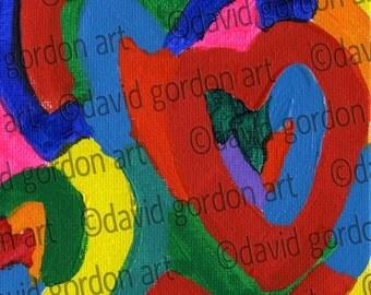 Heart Card (A2)