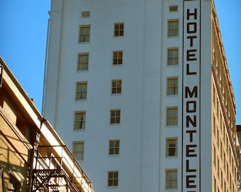 Hotel Monteleone in the New Orleans French Quarter