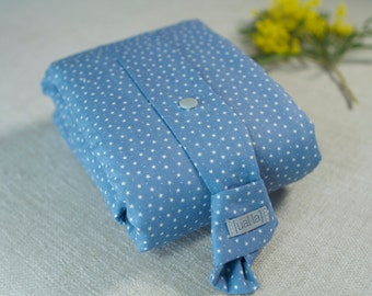 Changer baby-changing pad-blue sky & star