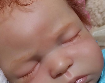 SOLD...SOLD...Reborn Baby Doll- LE Hattie by Cassie Peek