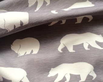 Organic cotton, 100% Organic Cotton, Interlock knit, GOT certified,Birch Organic, Made in USA, Cotton knit fabric,baby clothing fabric