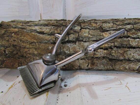 vintage barber hair clipper vintage hair cut trimmer old. Black Bedroom Furniture Sets. Home Design Ideas