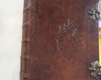Original 1686 Bible Renaissance Masters Engravings! Rembrandt Century