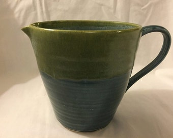 Handmade Ceramic Pitcher