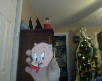 Pooky Pig Magnet