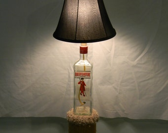 Beefeater Gin Lamp
