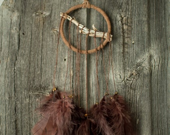 Mother nature dream catcher