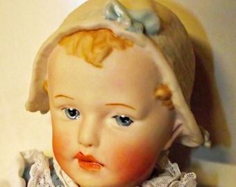"""Antik Repro doll """"Louisa"""", ca. 27 cm (32)"""