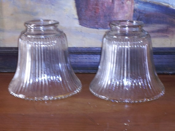 vintage pleated glass shades replacement shade art deco