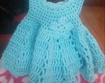 Cotton sundress for babies and toddlers