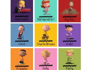 Snoopy & Charlie Brown: Peanuts, The Movie