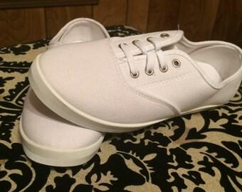 Custom Skater Style Shoe