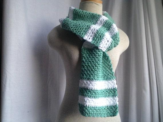 Crochet Pattern June Scarf Crochet Summer Scarf Pattern