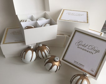 Drip Ornaments