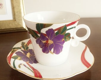 Hankook Teacup and Saucer Set