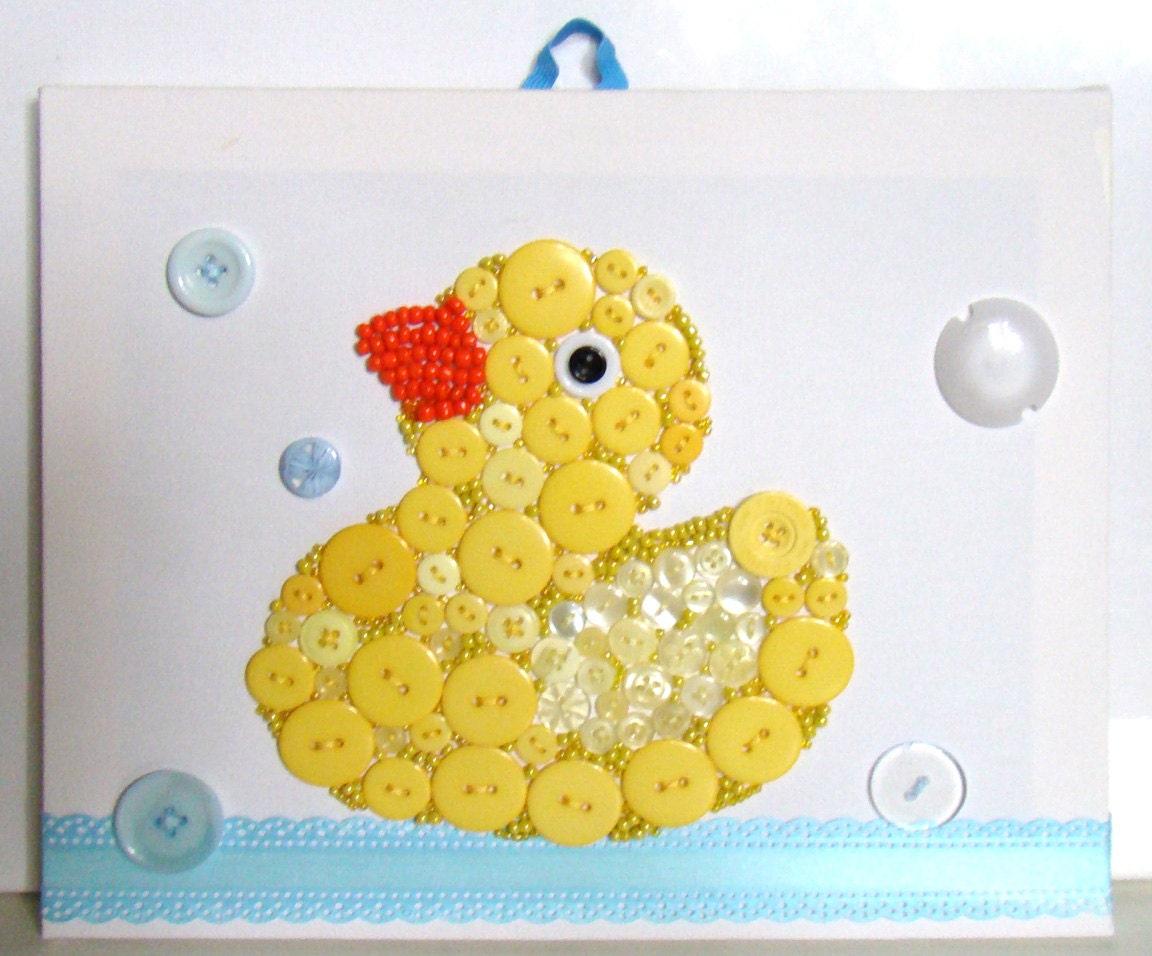 Rubber Duck Wall Art - Elitflat