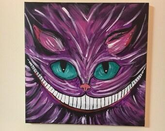 Chesire Cat Smiles