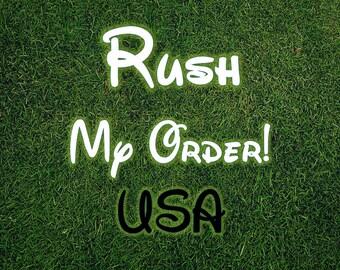 Rush My Order! USA