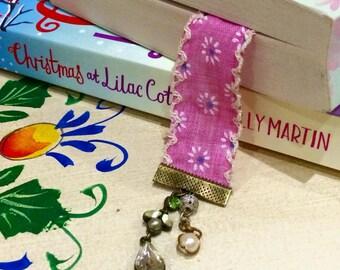 The Bedside Vintage Style Bookmark