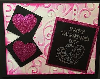 Valentine's Day card - handmade!