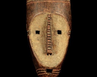 Mask from Africa (Ngbandi/D.R.. Congo)