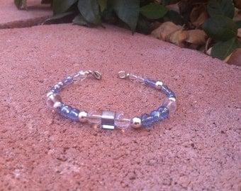 Light Blue Bracelet, 2016 Color Trend