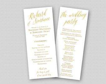 wedding program backgrounds