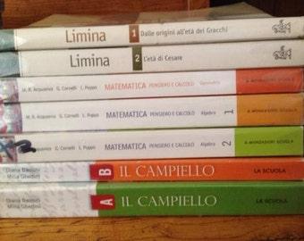 High school used books