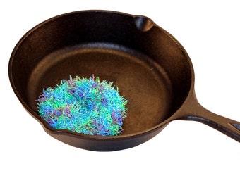 Ultimate Pot Scrubbie - Crochet Pot Scrubbie - Pot Scrubber - Pan Scrubbie - Crochet Pan Scrubbie -