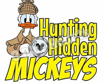 Hidden Mickey SVG Studio, Hidden Mickey, Hunting Hidden Mickeys svg Studio, Hidden Mickey svg Studio,Donald Duck SVG Studio,