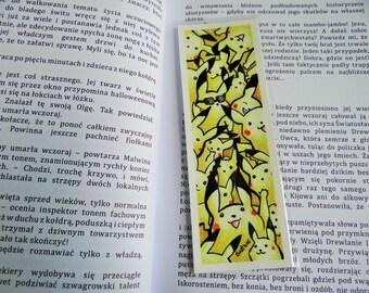 Pikachu bookmarks [ORIGINAL ART]