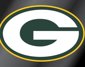 Greenbay Packers Vinyl Decal Sticker