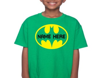 personalised t shirts any occasion kids boy girl