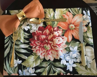 The Rainforest Collection - Placemats *Free Shipping*
