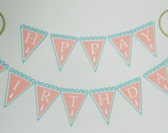 Boho Dream Catcher Birthday Banner