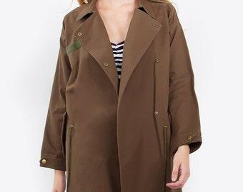 Anorak Trench Jacket