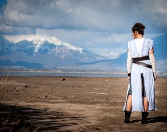 L,XL Rey Star Wars Force Awakens Costume