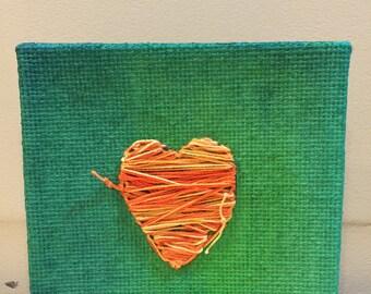 Heart aligned