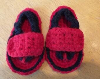 Baby flip flops 3-6mths