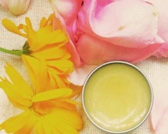 Organic Rose & Calendula Salve