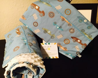 """Baby pillow """"racing cars-collection"""" young design.by Romeo"""