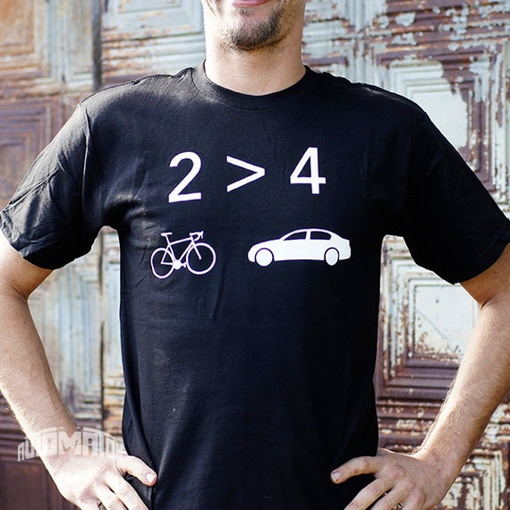 2>4 Bicycle Men's shirt