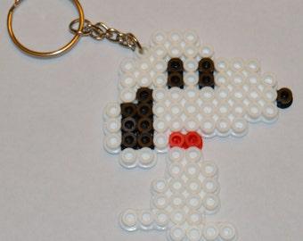 Snoopy keychain