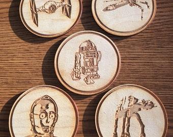 Star Wars Coasters (bots)